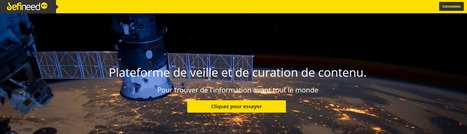 Defineed - Plateforme de veille et de curation de contenu. | Time to Learn | Scoop.it