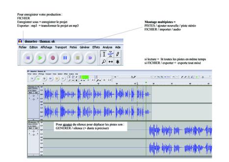 Podcasts et Pédago: Des voyages scolaires pour créer des cartes postales sonores   Documentaires - Webdoc - Outils & création   Scoop.it