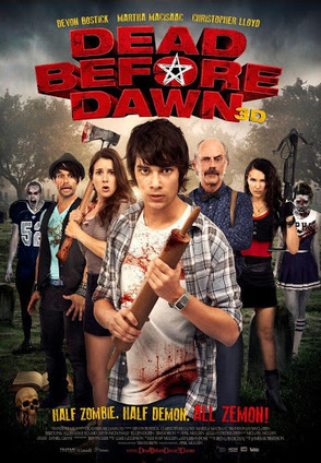 Descargar Dead Before Dawn DVD Custom Subtitulado 2012 | Ivoblood | Scoop.it