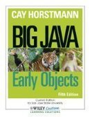 Big Java: Early Objects, 5th Edition - Free eBook Share | ceayseyilmaz | Scoop.it