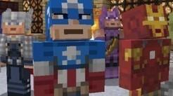 Minecraft : un pack Marvel Avengers à venir sur 360 | Actualités Xbox 360 et Xbox One | Scoop.it