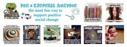 The Kindness + Fun Things Auction - Keep the Focallocal Movement growing + support awesome local charities! | Positive Collective Social Action | Scoop.it