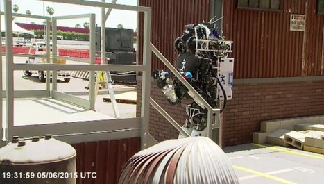 Watch A Robot Sink A Hole-In-One | Robotics | Scoop.it