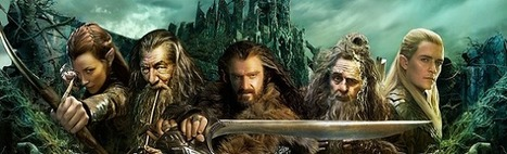 THE HOBBIT: THE DESOLATION OF SMAUG Takes Over Empire Magazine: Plus Two New TV Spots - Comic Book Therapy   'The Hobbit' Film   Scoop.it