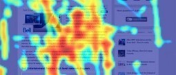 19 Things We Can Learn From Numerous Heatmap Tests | Online Marketing Expertise | Scoop.it