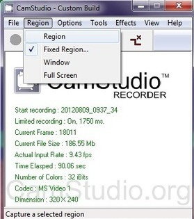 CamStudio 2.6 Review (Free Screen Recording Software) for Windows 7 | Screencasting 101 | Scoop.it