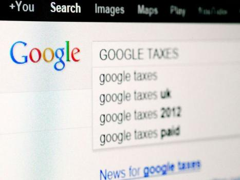 UK branded the 'laughing stock' of Europe after Italy claims more tax from Google | SteveB's Politics & Economy Scoops | Scoop.it