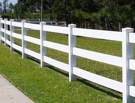 Post and Rail Fence - DHIY | Do Home Improvement Yourself | Scoop.it