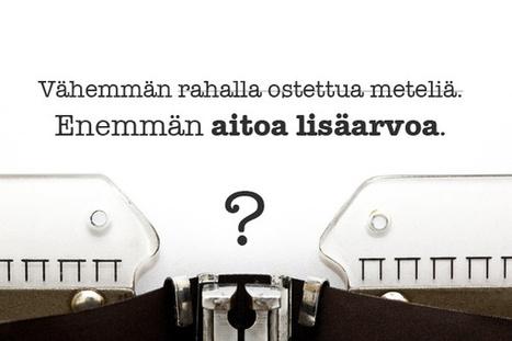 Sisältömarkkinointi – harppaus kohti parempaa yritysviestintää? | Opeskuuppi | Scoop.it