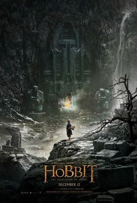 'The Hobbit: The Desolation of Smaug' Trailer [Plus New Images] | Young Adult Reads | Scoop.it