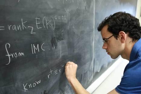 El joven que se enfrenta al problema matemático del millón de dólares | Acusmata | Scoop.it