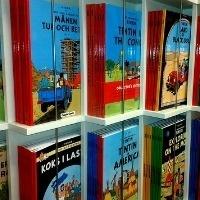Tintin au Congo interdit des bibliothèques suédoises | Slate | Trucs de bibliothécaires | Scoop.it