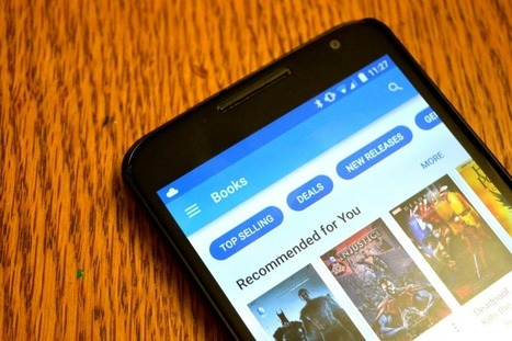 Google Play Books Introduces New Discovery Feature | Ebook and Publishing | Scoop.it