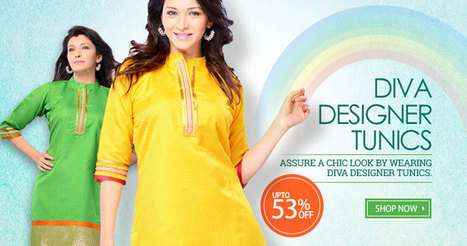 Online Shopping India | Online Deals | Discount Shopping India | Online Shopping Page | Scoop.it