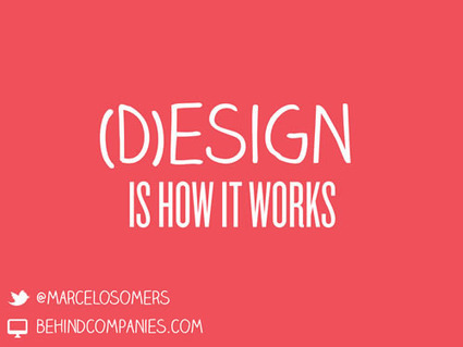 Design Is How It Works | Note & Point | E-Learning and Online Teaching | Scoop.it