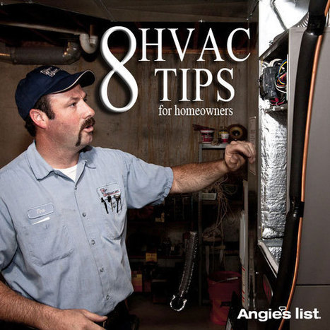 Photos: 8 HVAC Tips for Homeowners | HVAC Tips for Homeowners from the experts in Atlanta | Scoop.it