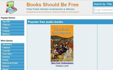 5 Best Sites to Find and Download Free Ebooks | Reading for all ages | Scoop.it