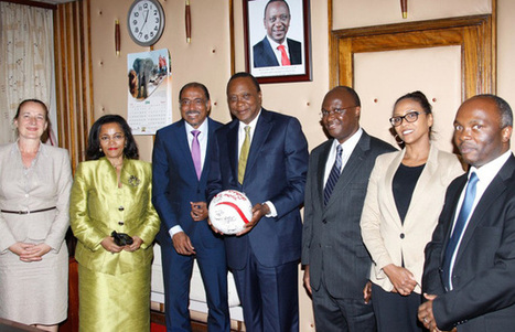 President of Kenya commits to ensure sustainability of the AIDS response in Kenya - UNAIDS (press release) | Research Capacity-Building in Africa | Scoop.it
