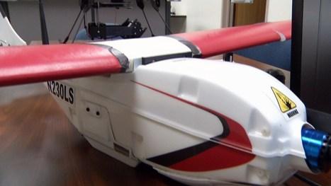 Drones may monitor seagrass   drones   Scoop.it
