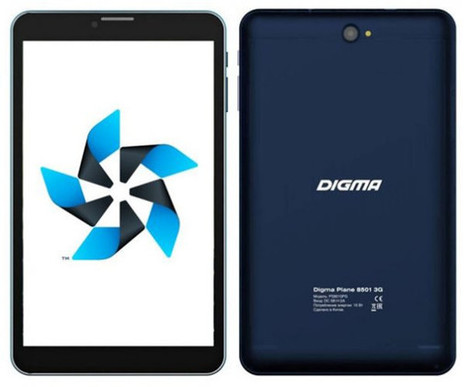 DIGMA Plane 8501 3G is the First Tizen 3.0 Tablet | Embedded Systems News | Scoop.it