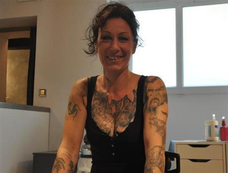 Mirebeau-sur-Bèze : une tatoueuse à la campagne   Razorback Tattoo   Scoop.it