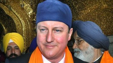 Cameron in India as Child Poverty soars in East Midlands | The Indigenous Uprising of the British Isles | Scoop.it