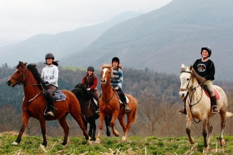 Les Pyrénées à cheval | Actu Réseau MOPA | Scoop.it