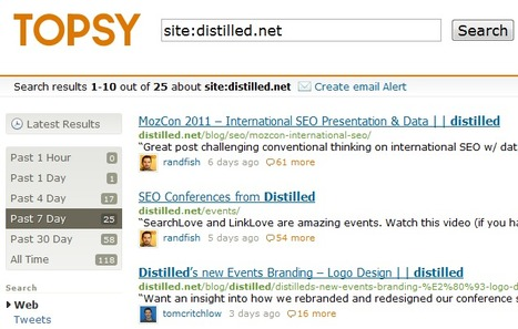 Some Nifty SEO Bookmarklets To Make You More Efficient | SEOmoz | Organic SEO | Scoop.it