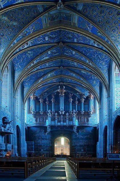 Albi, Franc Saint Cecil Cathedra Magnificent! | Combo Holidays | Scoop.it