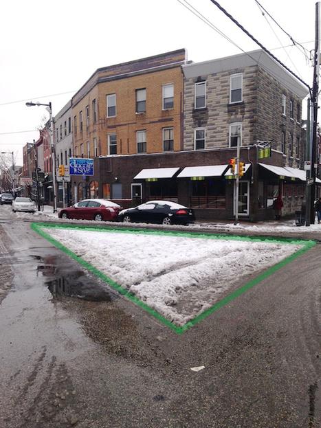 What Snow Tells Us About Creating Better Public Spaces on E. Passyunk Avenue | Archivance - Miscellanées | Scoop.it