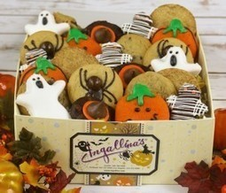 Halloween Cookie Box - Ingallina's Box Lunch Seattle, Washington | Holiday Special | Scoop.it