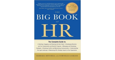 The Big Book of HR, Free Career Press Book Excerpt | Career | Scoop.it