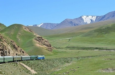 (Area/Geography) China's New Silk Road Vision: Lessons for India   North America, South America, and Asia   Scoop.it