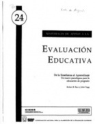 Articulo. De la enseñanza al aprendizaje un nuevo paradigma para la educación de pregrado | Educación y TIC | Teorías de aprendizaje | Scoop.it