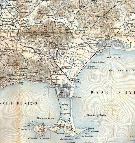 Histoire de la cartographie - La cartographie moderne (XIX-XXème siècle) | Géographie : les dernières nouvelles de la toile. | Scoop.it