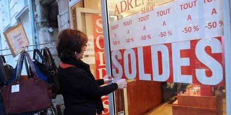 Très bons débuts pour les soldes d'hiver | marketing | Scoop.it