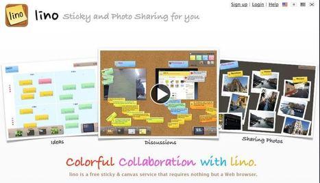 5 outils pour créer et partager des murs d'affichage virtuels | eLearning related topics | Scoop.it