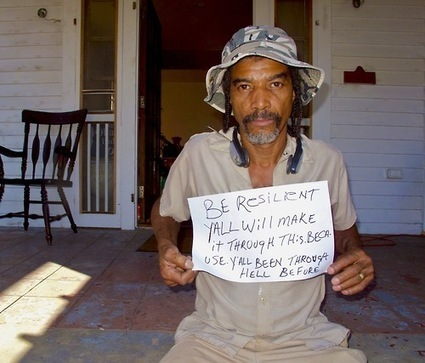 """""""Be Resilient"""": Katrina Survivors Talk to the Northeast 