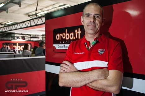 SBK, Marinelli: Giugliano? He can keep his place by winning | Ductalk Ducati News | Scoop.it