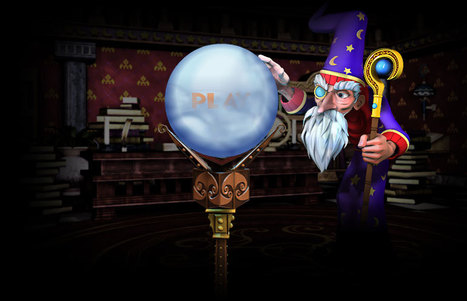 Wizard101 Wizard Creator | Make Your Wizard and Play for Free! | Unlearn…. Consciously Cocreating Educating for the New World | Scoop.it