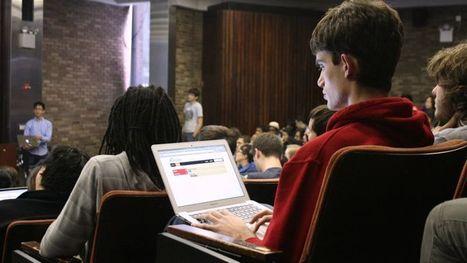 Les jeunes utilisent désormais prioritairement Internet pour accéder à la culture | BiblioLivre | Scoop.it