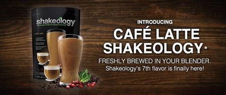 Café Latte Shakeology. Coming January 11th, 2016 and here's more info: | Beachfitrob | Scoop.it