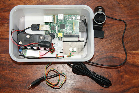 Musings of Adrian: Raspberry Pi Controlled Canon DSLR | Arduino, Netduino, Rasperry Pi! | Scoop.it