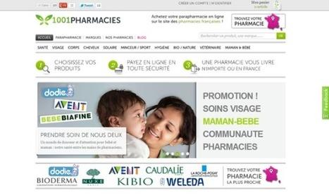 Lancement de 1001pharmacies pour soutenir les pharmaciens dans ... - Espace Datapresse | 694028 | Scoop.it