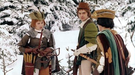 Weihnachts-Klassiker: Zehn Filme, die einfach zum Fest gehören! | BR.de | deutsch ist super, deutsch ist toll! | Scoop.it