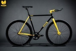 Wu-Tang Clan Teams Up With State Bicycle Co. for 20th Anniversary Bike | Cycles | Scoop.it