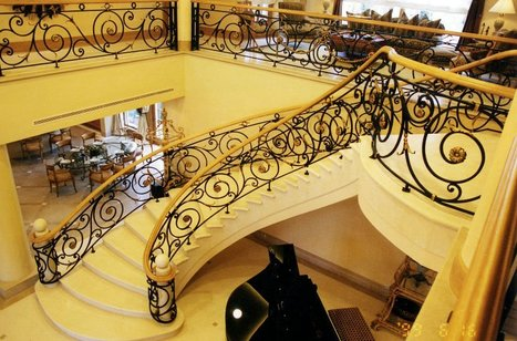 wrought Iron Staircases Sydney   Wrought iron staircases Sydney   Scoop.it