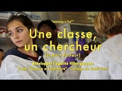 Une classe, un chercheur... Collège - 'Learning is fun'... | Nouvelles tech & éducation | Scoop.it