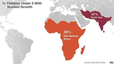 Report: Child Malnutrition Costs Global Economy Billions - Voice of America | WASH & Nutrition | Scoop.it