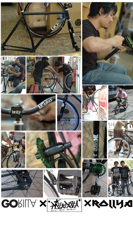 Bangkok Fixed Gear | Bangkok | Scoop.it